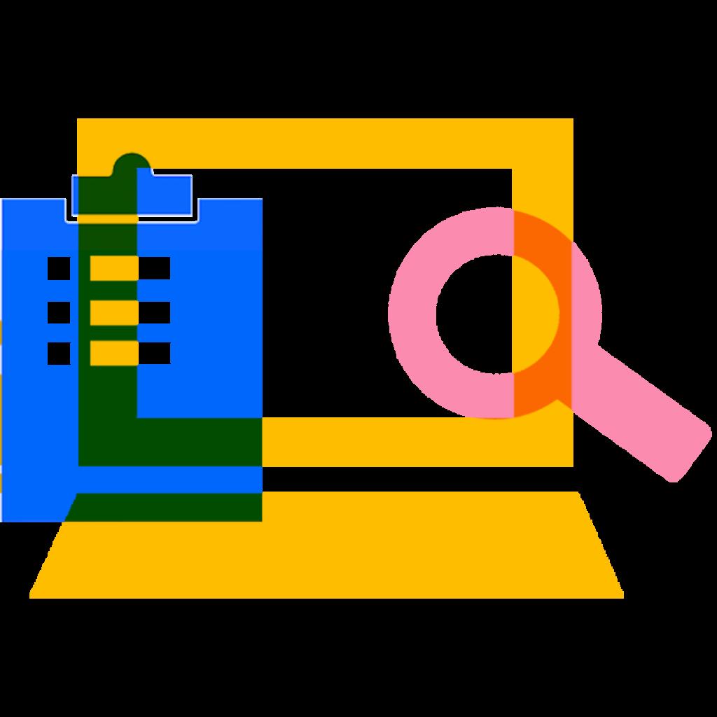 Toolrecherche icon blog